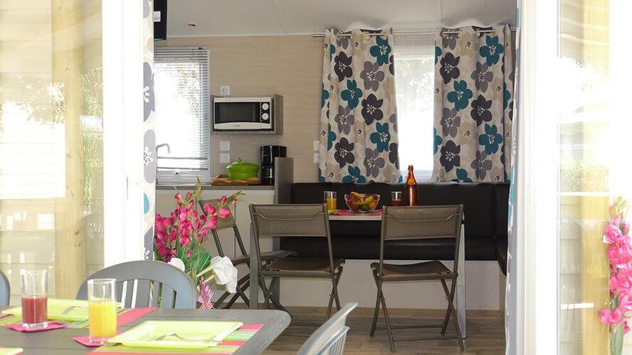 Hébergement confort 4 chambres 8 personnes