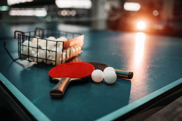 Pétanque & Ping-pong