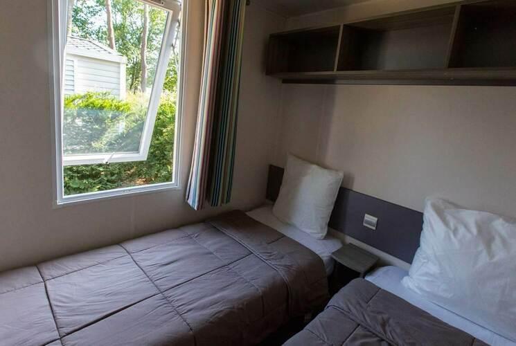 Hébergement confort 2 chambres 4 personnes L'estanquet