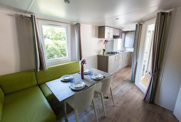 Hébergement confort 2 chambres 4 personnes