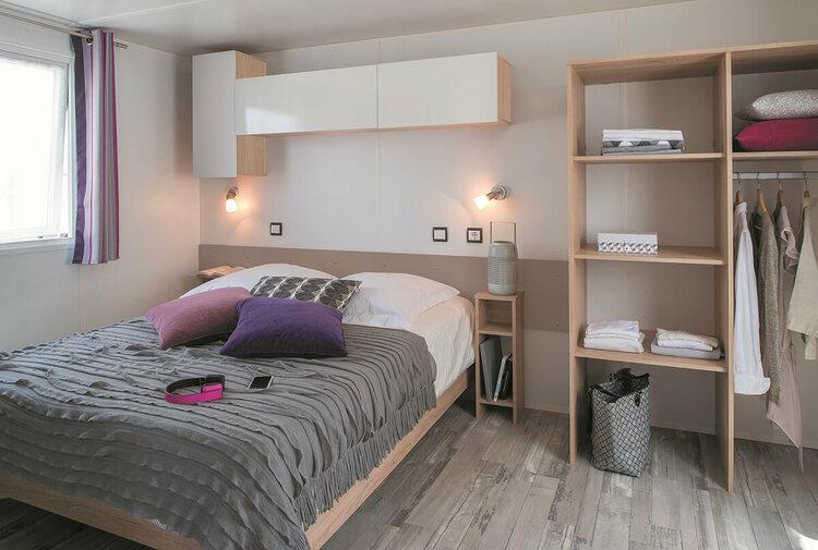 Confort 2 chambre 4 personnes pmr privilège Les sables de cordouan
