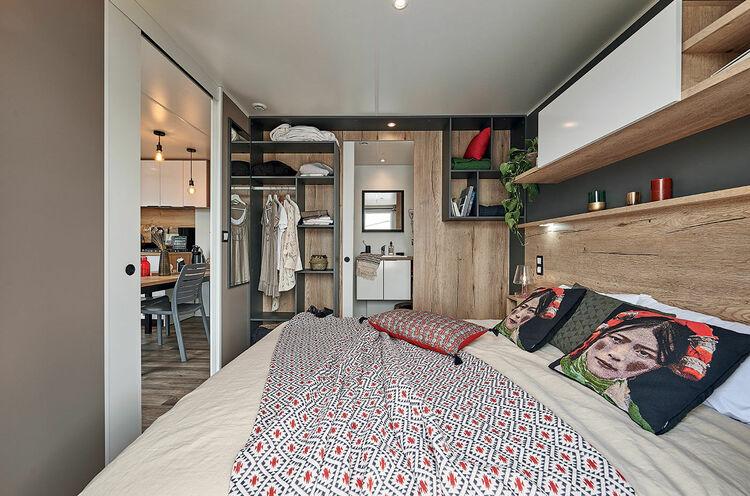 Hébergement privilège prestige 2 chambres 4 personnes Les sables de cordouan