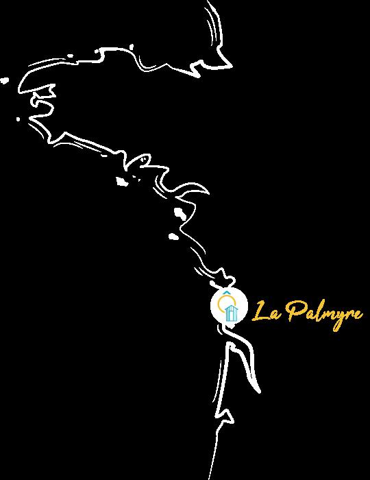 Trouver la Palmyre