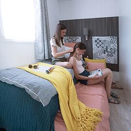 Nos hébergements prestige spa