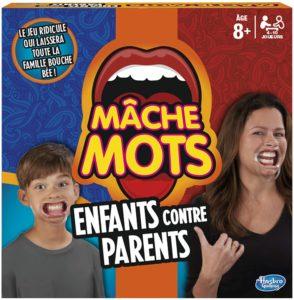 Le mache mots est un jeu qui fait rire toute la famille